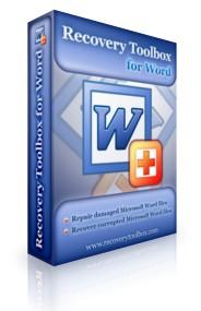Утилита восстановления поврежденных документов и шаблонов Microsoft Word (ф