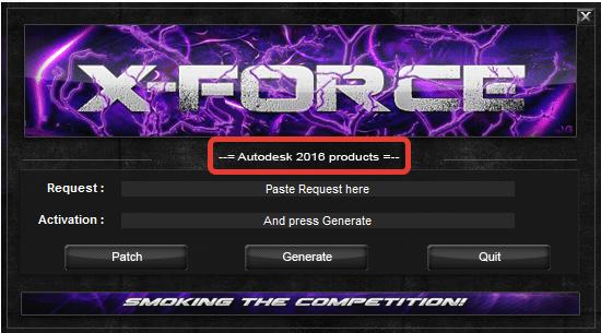 2015-03-25 20-24-05 Autodesk 2016 live Keymaker - X-FORCE