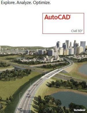 AutodeskAutoCADCivil3D2011