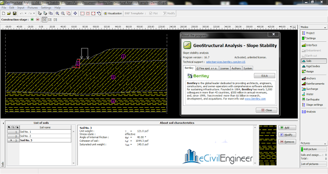 GeoStructural Analysis 16.00.24.00