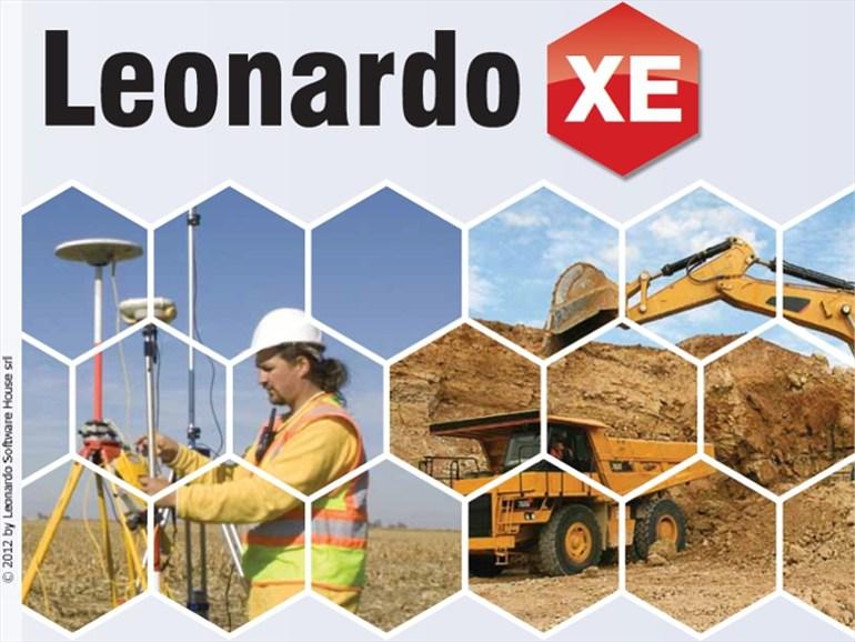 Leonardo XE 2013 v9.0.2014.2603