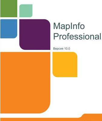 MapInfo Professional…