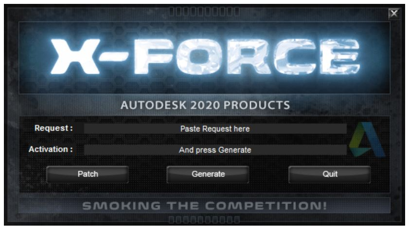 dortver x-force-keygen-for-all-autodesk-products-2020